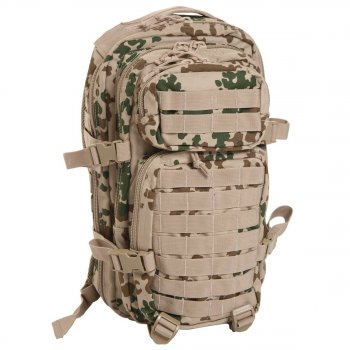 US Rucksack ASSAULT Pack tropentarn