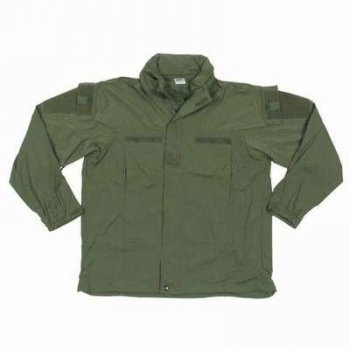 US Soft Shell Jacke LEVEL 5 PCU, oliv