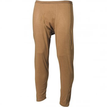 US Unterhose Level II, GEN III, coyote, M