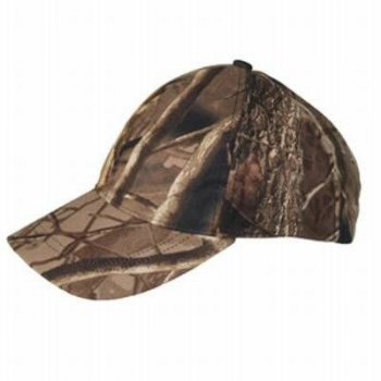 WILDTREE Baseball Cap, hunter braun