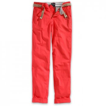 SURPLUS Xylontum Chino Trousers rot, M