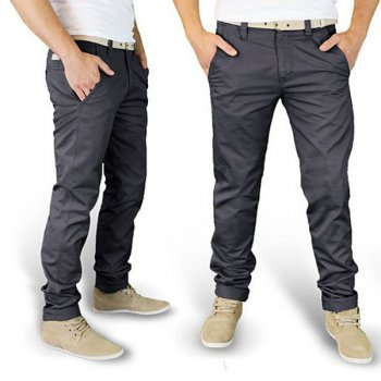SURPLUS Xylontum Freizeit Chino navy, XXL