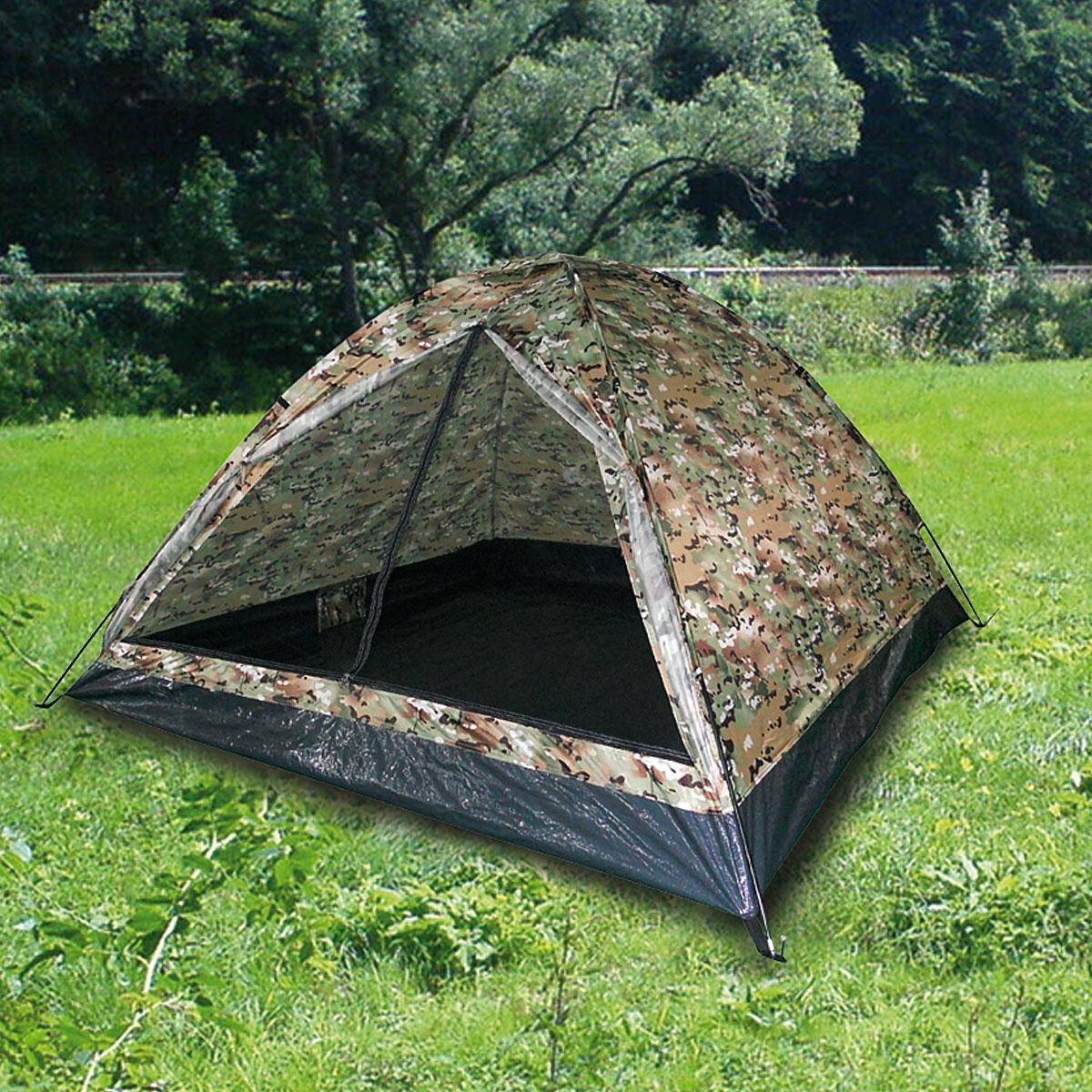Zelt Ohne Verankerung : Army zelt personen minipack oder iglu camping ranger