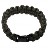 Survival Armband PARACORD 19 mm, oliv