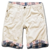 BRANDIT Raider 2in1 Shorts beige