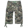 BRANDIT Urban Legend 3/4 Trousers darkcamo