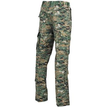 US Feldhose ACU Ripstop digital woodland, XL
