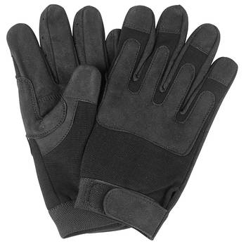 Army Gloves schwarz, L