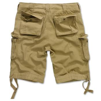 BRANDIT Urban Legend Shorts beige, 7XL