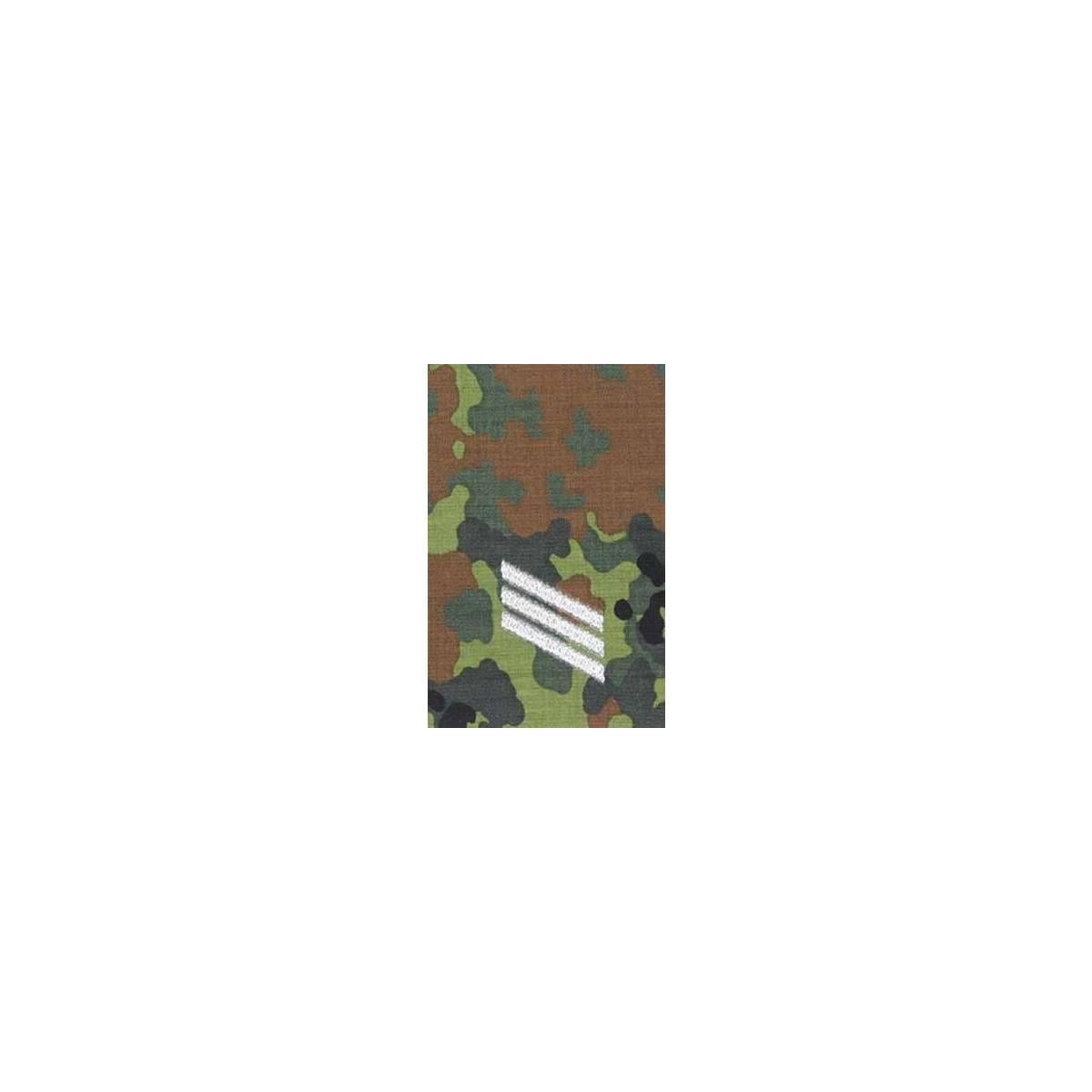 Dog Tag Flagge Fahne DDR Volkspolizei Erkennungsmarke Alu 30 x 50 mm