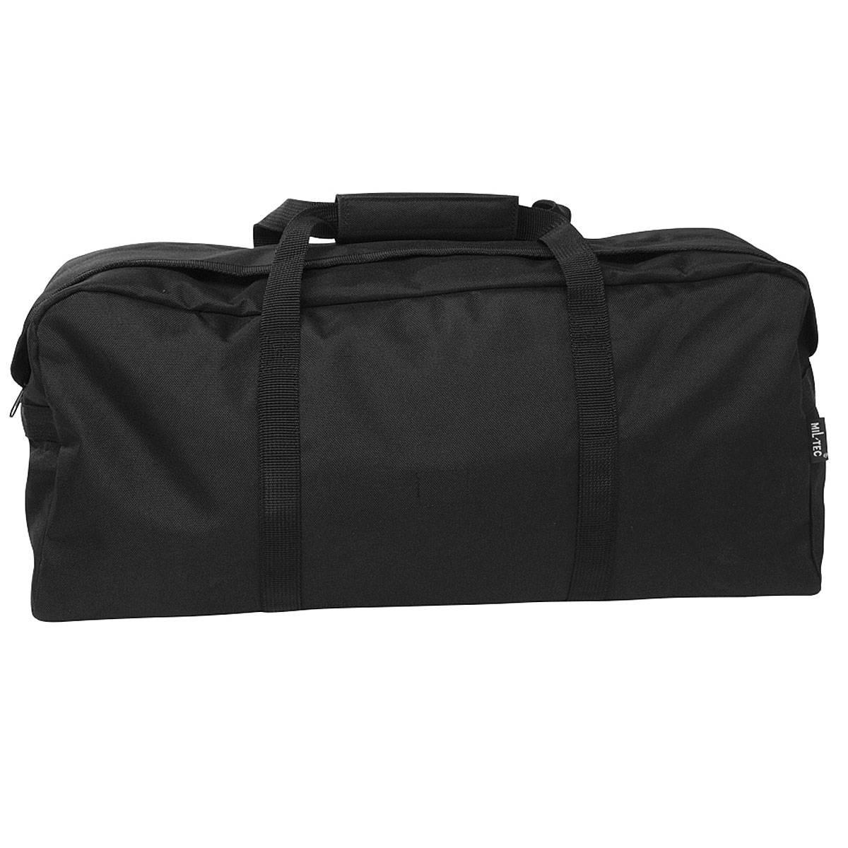 bw einsatztasche gro schwarz der gro e bundeswehr shop army shop 11 90. Black Bedroom Furniture Sets. Home Design Ideas