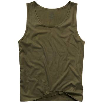 Tank-Top, oliv, 3XL