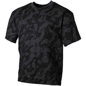 Tarn T-Shirt, russian nightcamo, L