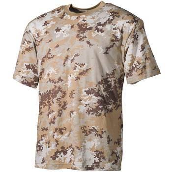 Tarn T-Shirt, vegetato desert, M