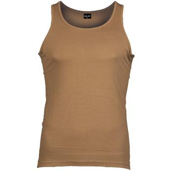 Tank-Top, coyote, M