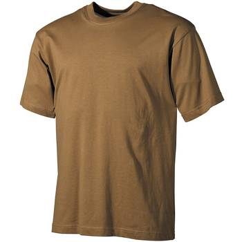 T-Shirt US Style, coyote, 3XL