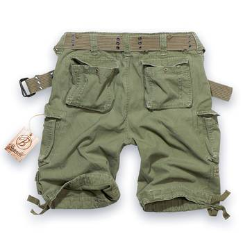 BRANDIT Savage Shorts oliv, S