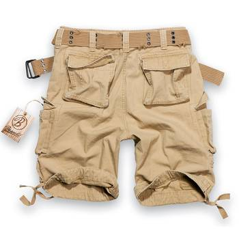BRANDIT Savage Shorts beige, 7XL