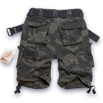 BRANDIT Savage Shorts darkcamo, 6XL