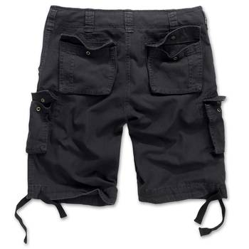 BRANDIT Urban Legend Shorts schwarz, 7XL