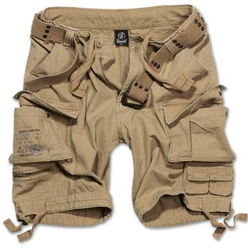 BRANDIT Savage Shorts beige, 5XL