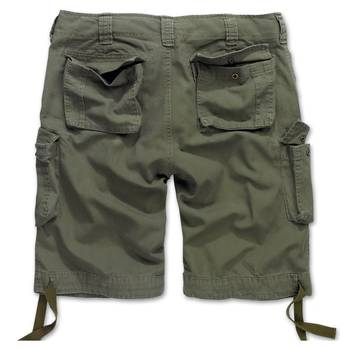 BRANDIT Urban Legend Shorts oliv, L