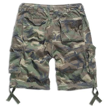 BRANDIT Urban Legend Shorts woodland 5XL