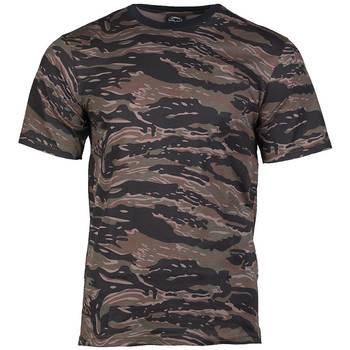 Tarn T-Shirt, tiger stripe, 3XL