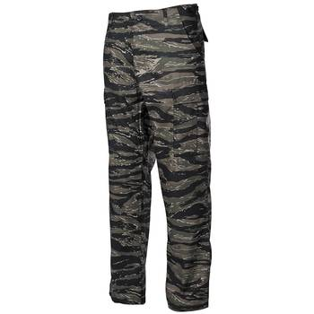 US Feldhose BDU original MIL-SPEC tiger stripe, XL
