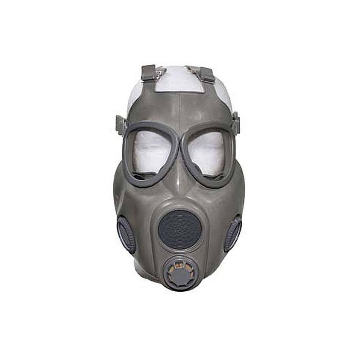 CZ SCHUTZMASKE M10 ABC Maske Filter tschechische Armee mit Maskentasche ORIG