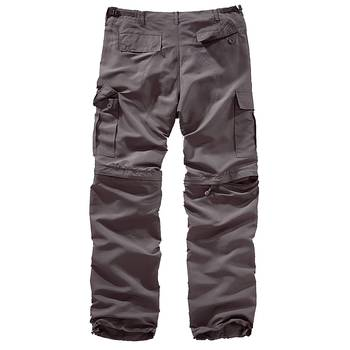 Outdoor Trousers Quickdry anthrazit, S