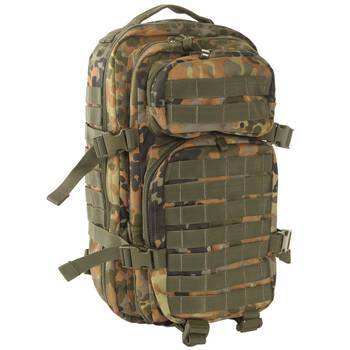 US Rucksack ASSAULT Pack I flecktarn