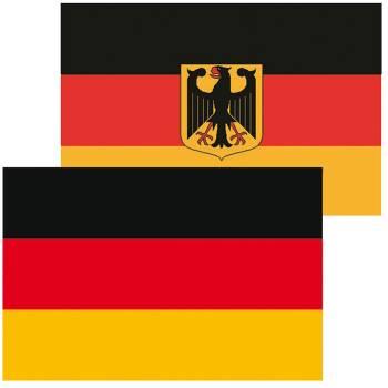XXL Fahne Deutschland 250x150 cm