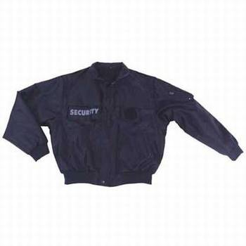 Blouson Security blau