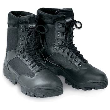 Tactical Swat Boots schwarz