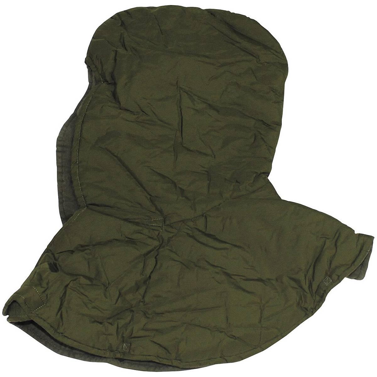 BW Schlafsack Winter 5-TLG Oliv Gebraucht