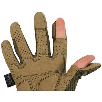 Tactical Handschuhe ACTION coyote, M