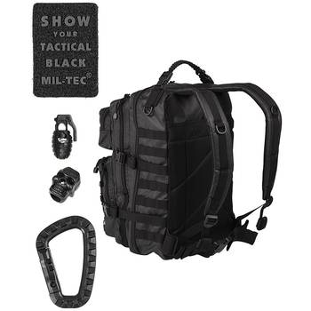 US Rucksack ASSAULT Pack large tactical black
