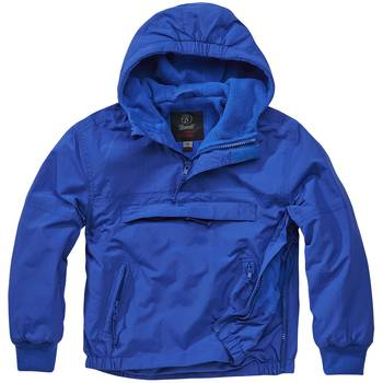 Kinder Windbreaker royalblau, S