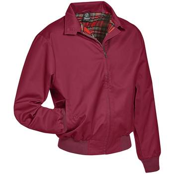 Harrington Jacke bordeaux, M