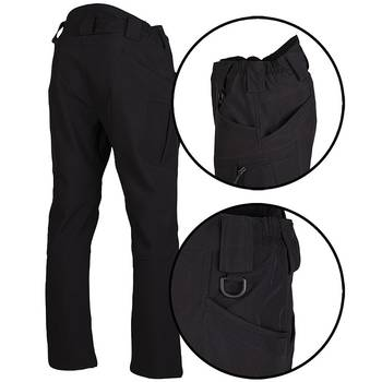 Softshell Hose Assault schwarz, XL
