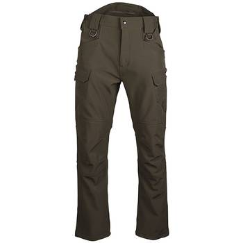 Softshell Hose Assault ranger green, L