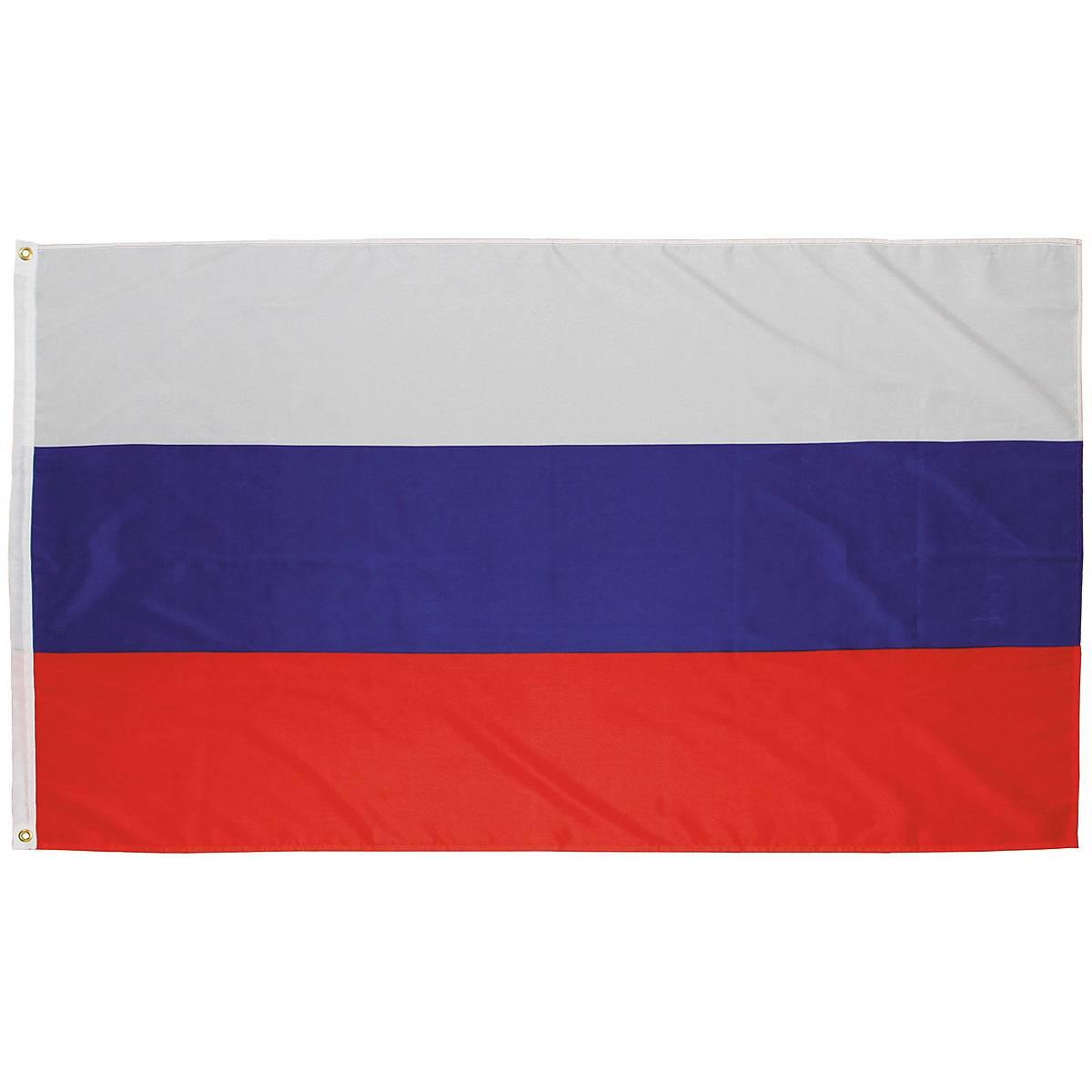 Flaggen Russland