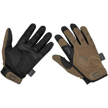Tactical Handschuhe Attack coyote, S