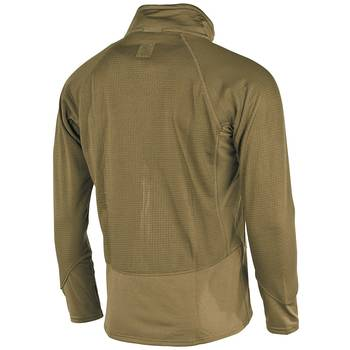 US Unterziehjacke Tactical coyote, L