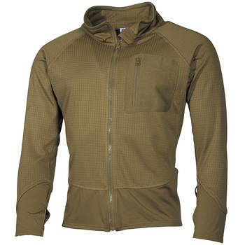 US Unterziehjacke Tactical coyote, 3XL