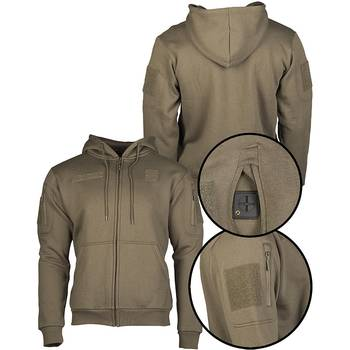 Tactical Kapuzenjacke oliv, 3XL