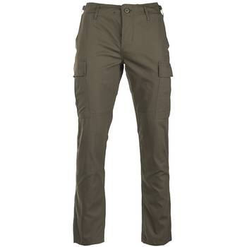 US BDU Feldhose Slim Fit oliv, S