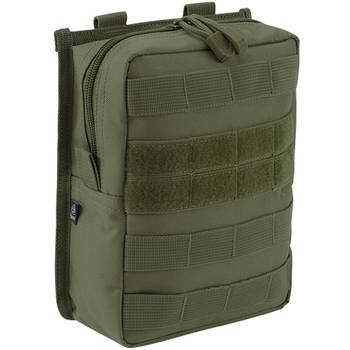 Molle Pouch Cross oliv