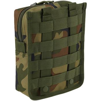 Molle Pouch Cross woodland